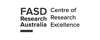 Logo FASD Research Australia Centre of Research Excellence
