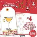 12 Mocktails of Christmas Mocktail 4