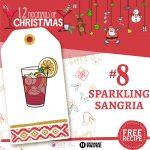 12 Mocktails of Christmas Mocktail 8