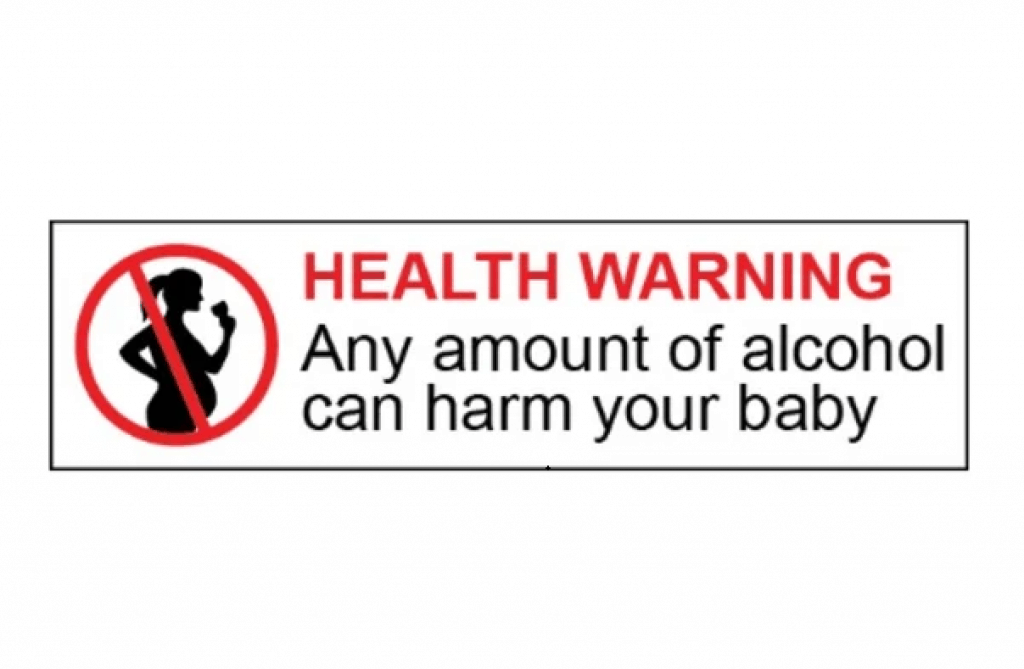 alcohol label proposed