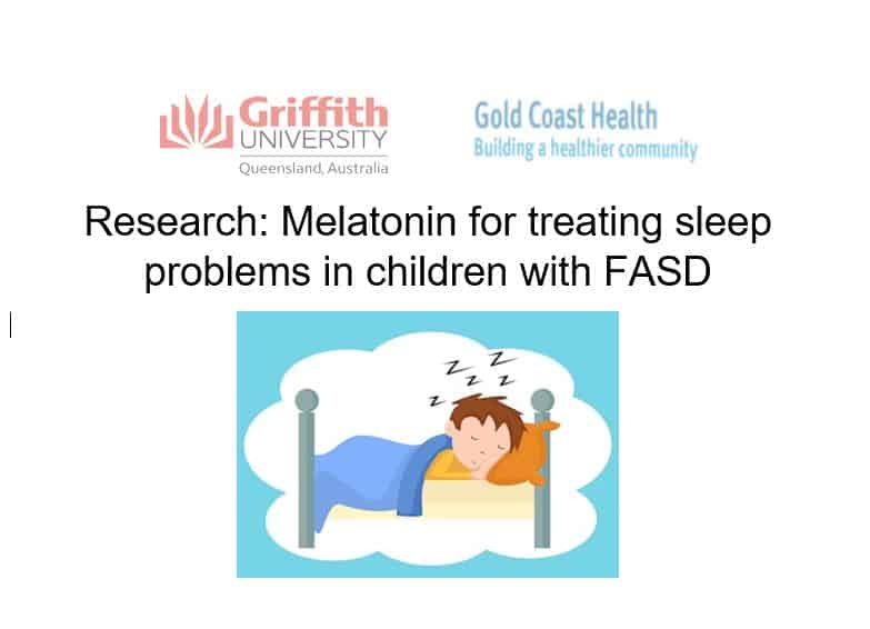 GOLD COAST FAMILIES INVITED TO PARTICIPATE IN MELATONIN TRIAL