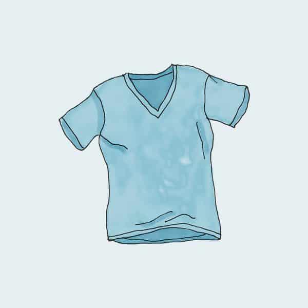 vnech tee blue 1